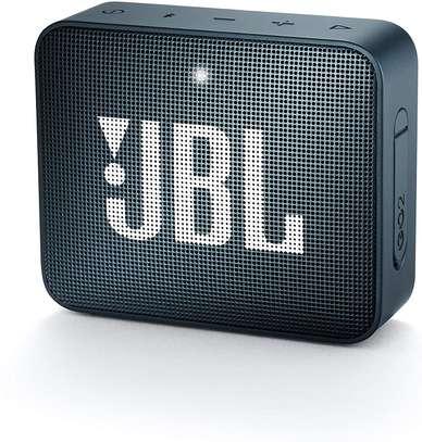 jbl Go 2 Portable Bluetooth Waterproof Speaker image 1