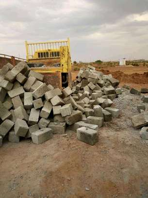 Ndarugo Machine Cut Building Stones image 3