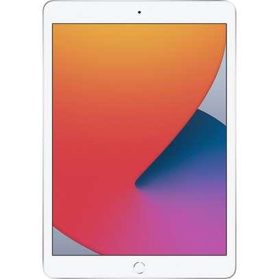 "Apple 10.2"" iPad (8th Gen, 128GB, Wi-Fi Only, Silver) image 1"