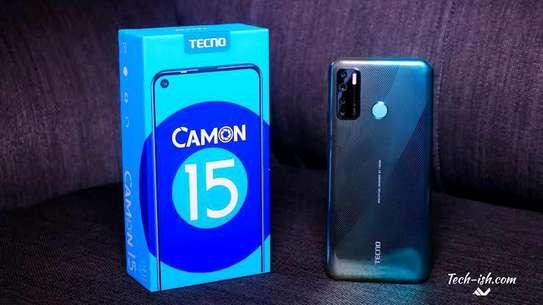 Tecno camon 15 Brand new image 1