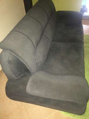 Two seater sofa- gently used image 1