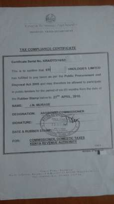 Company Registration for Companies in Kenya image 5