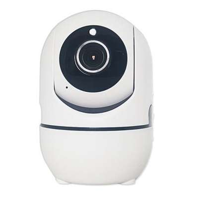 Generic Nanny Camera - HD - Phone monitoring - Rotatable - White
