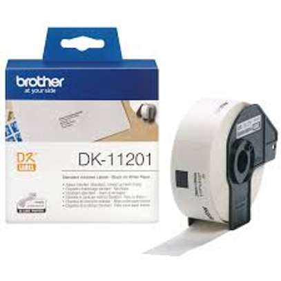 Brother DK-11201 Label Roll image 1