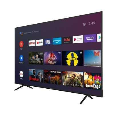 hisense 55 smart android tv image 1