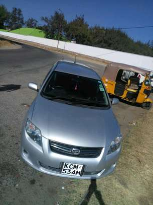 Toyota Fielder for Hire image 2