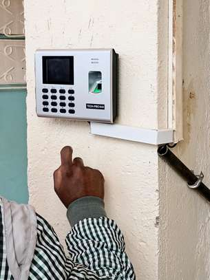 Biometric access control & Time Attendance installions image 1
