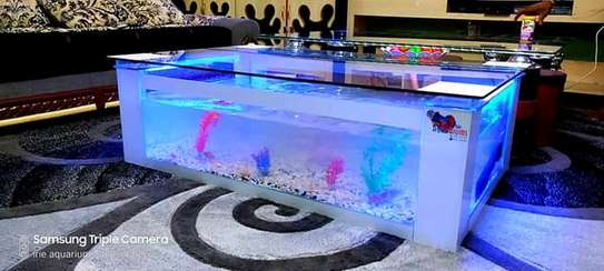 Coffee Table Aquariums. image 9