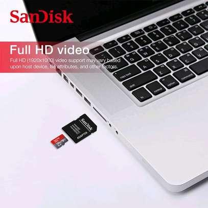 Sandisk 128GB MicroSDXC A1 100Mbs SDSQUAR/GN6MA image 3