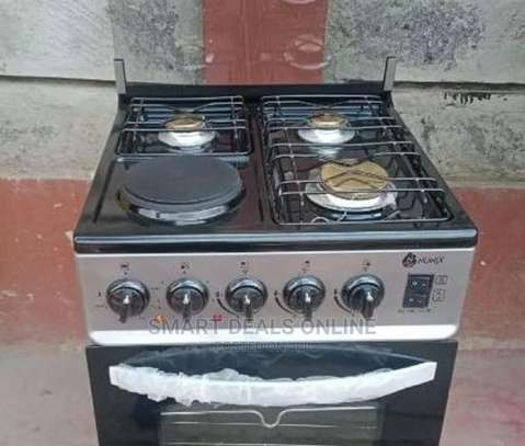 Best Price for 3+1 New Nunix Cooker image 1