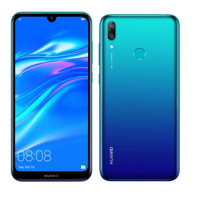 """Huawei Y7 Prime (2019), 6.26"""", 32 GB + 3 GB, (Dual SIM) image 5"""