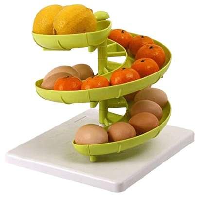 spiral fruit/egg holder image 2