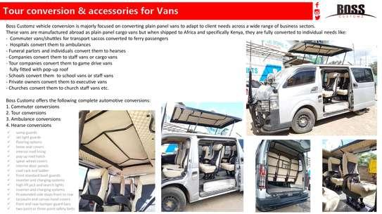 Boss Customz: Complete Tour Van Conversion