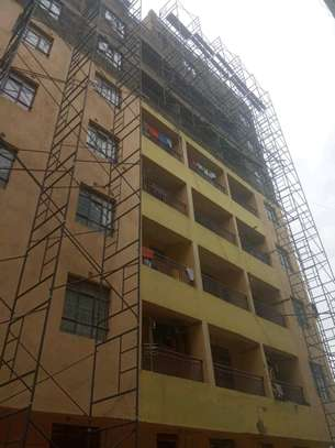 Scaffolding ladders for sale and hire image 1
