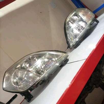Nissan teana headlight