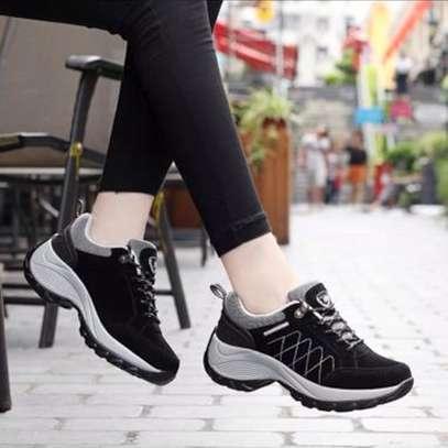 Ladies Cute Sneakers image 1