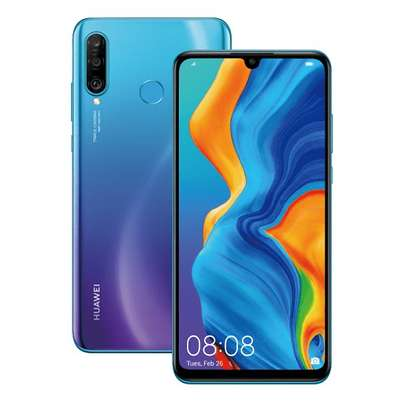 "Huawei P30 Lite New Edition 6.15"" Display 6GB RAM 128GB Octa-Core 48MP Quad Camera image 1"