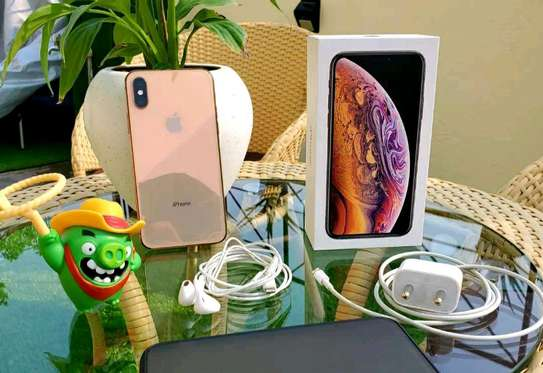 Apple Iphone Xs Gold 512 Gigabytes And Iwatch image 1