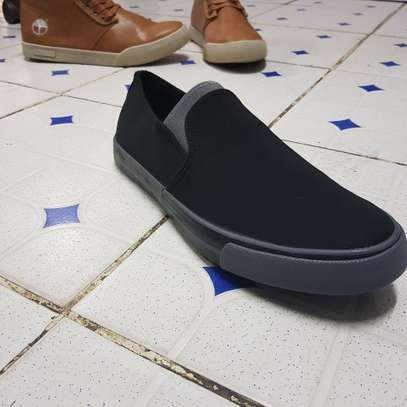 Low Cut Rubber Sneakers image 1