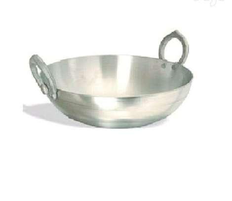 Heavy Duty Deep Frying Pan image 1