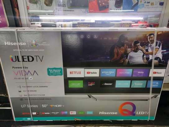 Hisense 50 U7 Series Qled Tv image 1