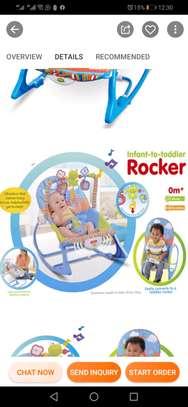 Baby rocker image 1