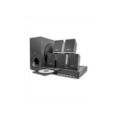 Sony DAV-TZ140 5.1Ch 300W DVD Home Theater System Black image 2