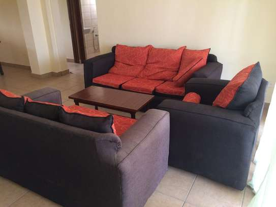 2br beachfront furnished apartment for rent in Bamburi beach-Bamburi Beach Villas Apartments image 2