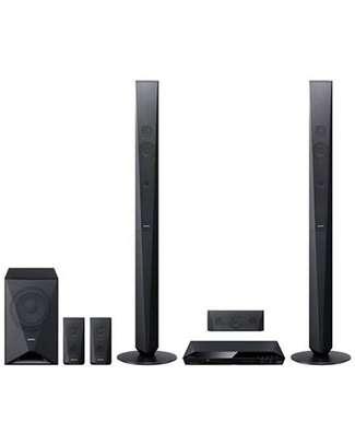 Sony DAV-DZ650 1000W DVD HOME THEATRE 5.1CH, BLUETOOTH  , DVD player image 1