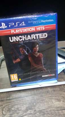 Ps4 uncharted,the lost legacy image 1