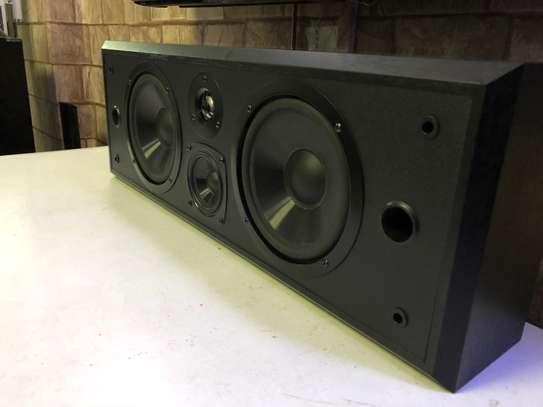 BIC America D62-3LCR Ported Center Speaker image 2