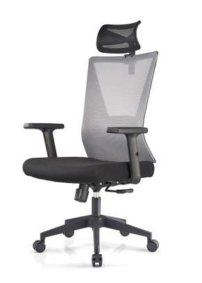Posture Friendly Executive High back mesh chairs image 5