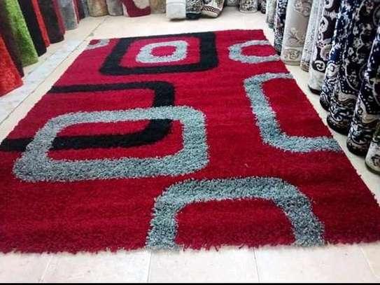 Woolen carpet image 1