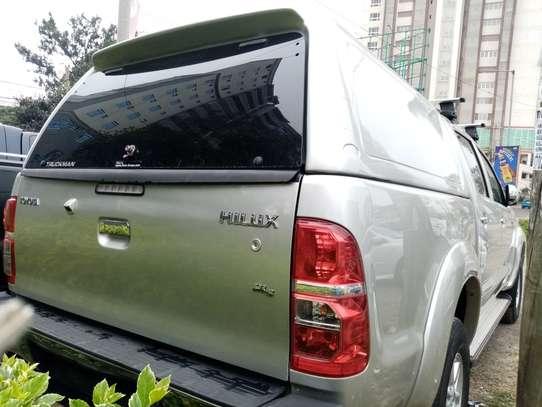 Toyota Hilux 3.0 D-4D Double Cab image 6