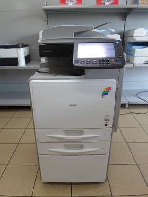 Ricoh Aficio MP C300 photocopier