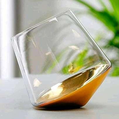 *Falling/ Tilting Whiskey Glasses* image 1