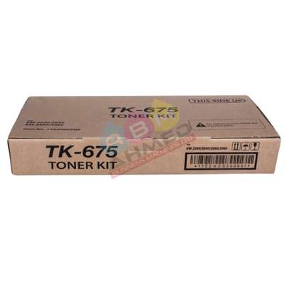 Kyocera Toner TK675 for KM2560, KM3060, TA300i image 1