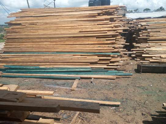 Pine timbers image 1