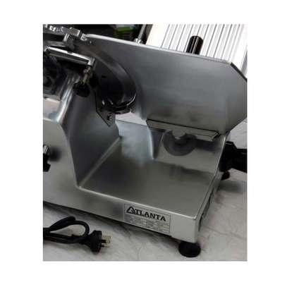 High quality commercial grade gravity slicer image 4