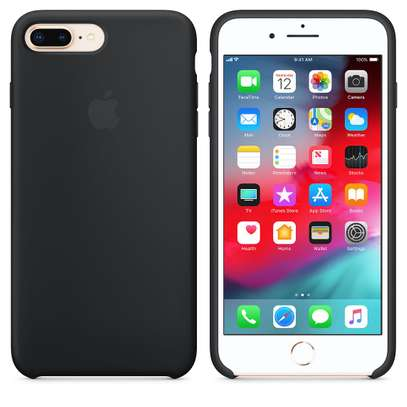 Silicone case with Soft Touch for iPhone 8/iPhone 8 Plus image 5