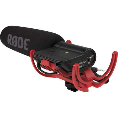 Rode VideoMic with Rycote Lyre Suspension System image 1