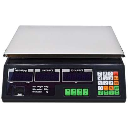 40KG Electronic Price Computing Scale image 1