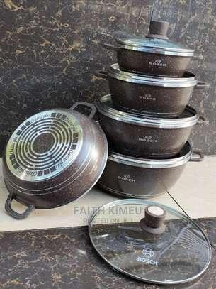 Bosch Cookware Set image 2