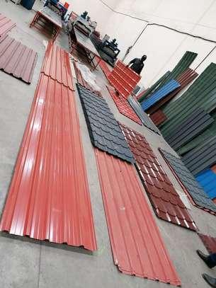 Corrugated Roofing mabati image 2