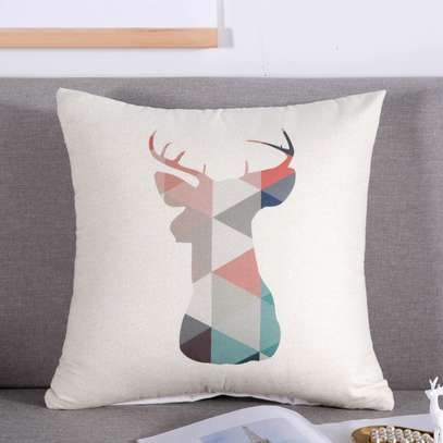Nordic Throw pillow covers image 5