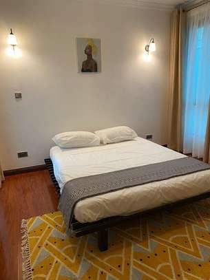 Furnished 2 bedroom apartment for rent in Karen image 1