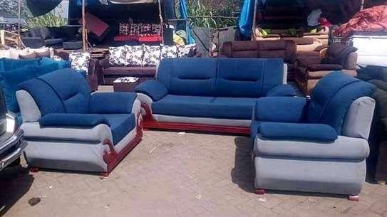 Kangaroo sofas-leather/fabric 5-7 seaters image 7