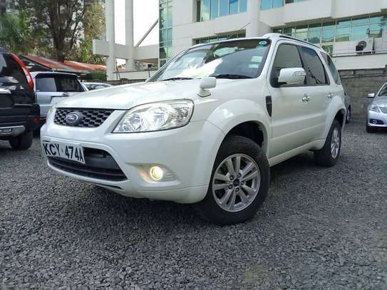 Ford Escape Limited 4WD