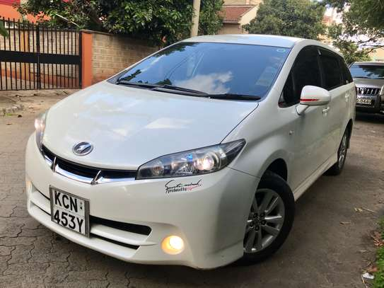 Toyota Wish | New Shape | Pearl White | 81k Mileage | 7 Seater | Mint Condition | OWNER