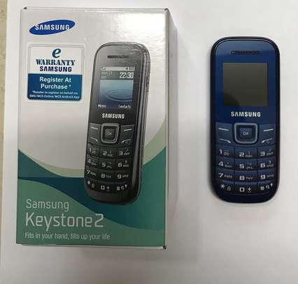 Samsung Keystone 2- Dual Sim GT- E1207 image 1